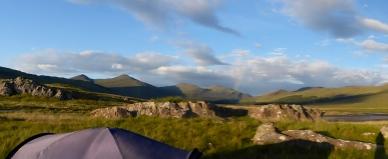 Pano camping
