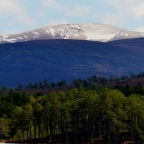 Cairngorm and the Clava Cairns