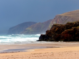 Towards Cape Wrath