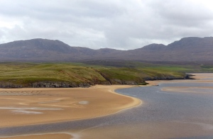 The Kyle of Durness, low tide