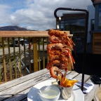 Oldshoremore's Beaches and a Seafood Lunch