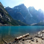Jasper to Moraine Lake Lodge