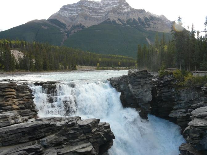 Canada California and New York - Jasper Icefields and Moraine 052