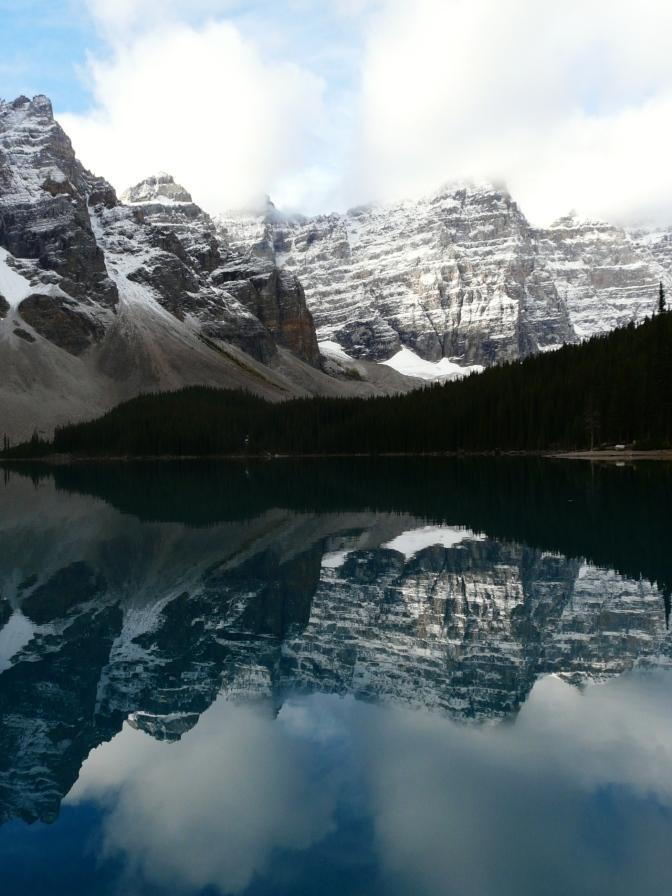 Canada California and New York - Jasper Icefields and Moraine 209