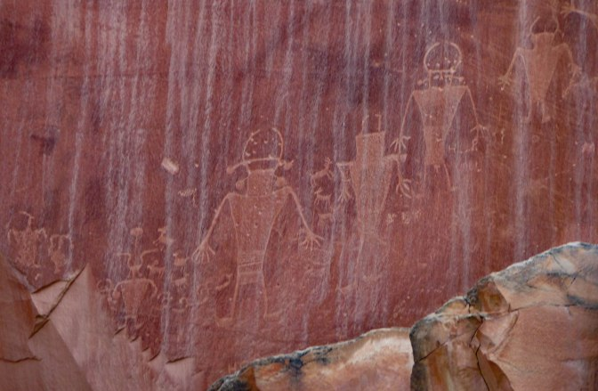 fremont-petroglyphs