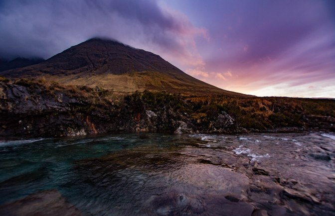 fairy-pools-sunset