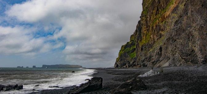 Reynisfarna beach
