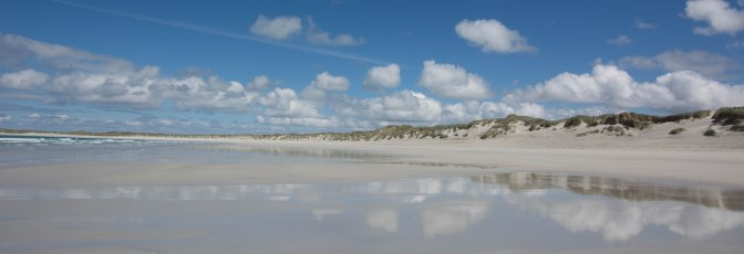 north uist beach