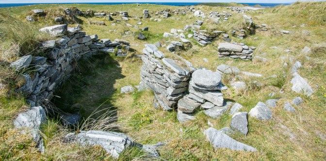 viking ruin