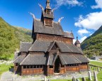 NORWAY'S STAVE CHURCHES