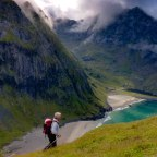 LOFOTEN HIKES – RYTEN AND KVALVIKA BEACH