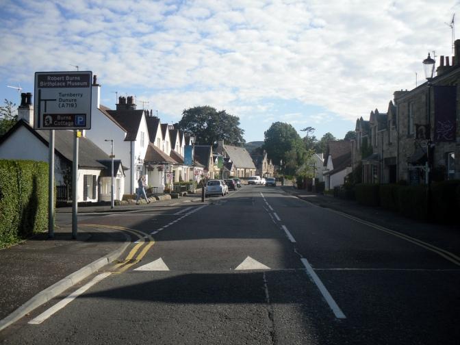 alloway street