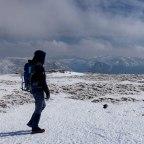 A Winter Walk up Beinn Chonzie, Perthshire