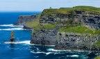 IRELAND'S WILD ATLANTIC WAY(Cliffs of Moher/The Burren)