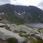 A WALK UP DARK LOCHNAGAR, CAIRNGORM NATIONAL PARK