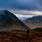 A HIKE UP BUACHAILLE ETIVE MOR