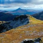 The Arrochar Alps' Beinn Ime