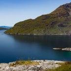 A Walk Beyond Camasunary Bay, Skye