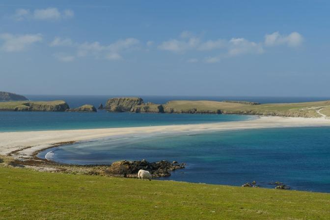 Ninians Isle