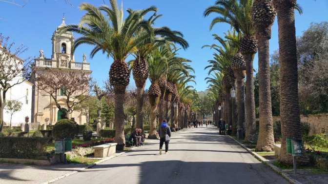 Ragusa-Ibla-Gardens