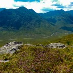 HIGH SUMMER IN GLENCOE: Stob Mhic Mhartuinn Hike