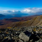 CLIMBING CLISHAM on HARRIS