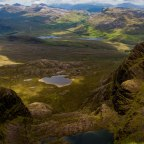 A Hike up Applecross's White Mountain